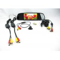 Quality 12V DC Wireless Rearview Backup Camera System 420 TVL For Cars for sale