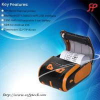 Quality 58mm mobile ther printer pos terminal bluetooth printer for sale