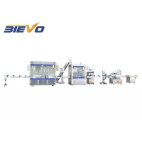 Quality 300kg SUS 304 2.2KW Cooking Oil Filling Machine for sale