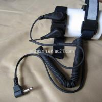 Quality ESD Dual Cord Fabric Wrist Strap for sale