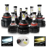 Buy cheap High Quality Car Led Lamp Bulb Kit H4 9005 9006 h11 Auto X4 H4 H7 Led Headlight from wholesalers