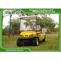 Quality Aluminium Electric Food Cart With Italy Graziano Axle 3.7KW CE for sale