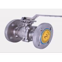 Quality DN600 Size Q47f-64P Liquid Flanged  Butterfly Valve / Single Flange Butterfly Valve for sale