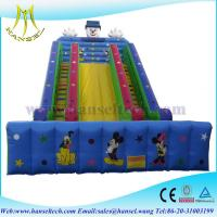 Quality Hansel Commercial Grade Inflatable Slide for Sale for sale