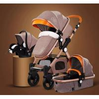 Quality New 2018 mamas and papas multifunction 3 in 1 baby stroller for sale