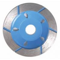 Quality sintered grinding cup wheel for sale