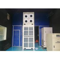 China Large 36HP 33 Ton Commercial Tent Air Conditioner Cooling & Heating 10 Years Life Span on sale