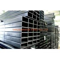 Quality ERW Rectangular Steel Tubing Square Hollow Section OD From 10x10mm - 600x600mm for sale