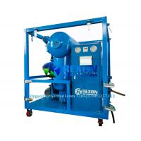 Quality Ultra High Voltage Transformer Oil Purification System with High Performance Degasification for sale