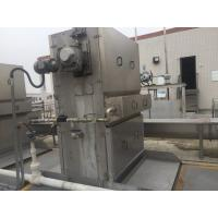 Quality Filtration Mechanical Screen Wastewater Dual Flow Travelling Band Non Standard for sale