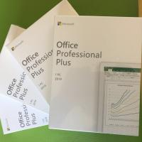 Quality Microsoft Office Products Office 2019 Professional Plus Pro Plus Full Package And Keycard for sale