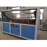 Quality PE HDPE PPR Plastic Pipe Production Line With 1 Year Warranty , Low Noise for sale