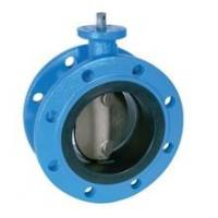 "Quality cast iron 2"" ~ 120"" Butterfly Valves For Sewage DIN2501 PN10 EN 593 for sale"