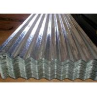 Quality galvanized corrugated steel sheet for sale