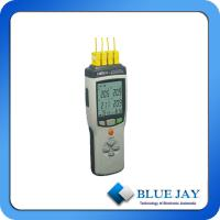 Quality HE804 Four Channel temperature data logger with Mini USB Interface for sale