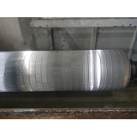 China 50CrMo Tungsten Carbide B Flute Corrugated Roller for sale