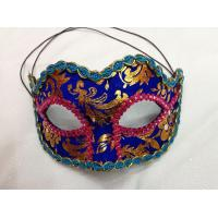 Best Best selling trendy style felt party mask with many colors wholesale