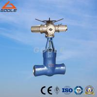 Quality Electric Pressure Seal Power Station Gate Valve (GAZ960Y) for sale