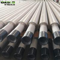 Quality AISI316L Perforated Base Well Sand Screen Pipe For Sand Control / Liquid Filter for sale