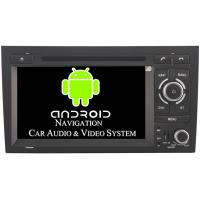 Quality 1999 - 2012 SD USB Bluetooth GPS Audi DVD Player Max External Memory 32GB Audi RS4 Radio for sale