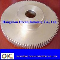 China CNC Machined Gears and Pinions on sale