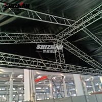 Quality Easy Assemble Concert Outdoor Stage Canopy 750kgs/M2 TUV Certified for sale