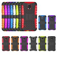 Best Hard Plastic Dustproof  Cell Phone Protective Cases for Samsung Galaxy S5 I9600 wholesale