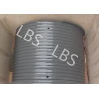 Quality Q345B LBS Split Sleeve CNC Processing For Multilayer Spooling ISO Standard for sale