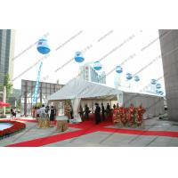 Quality White PVC Cover Outdoor Event Tent Movable Church Windows For Cocktail Party for sale