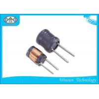 D10 X H14mm Fixed Inductor 1014 Radial Chokes Coil Ferrite Core Large Inductance