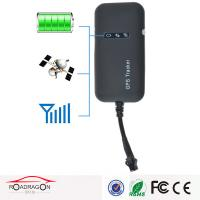 China Real Time GPS Car Tracker Cell Phone SIM Card Inquires By SMS With Anti Jammer on sale