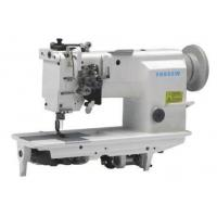 Quality High Speed Double Needle Feed Sewing Machine with Split Needle Bar FX2252 for sale