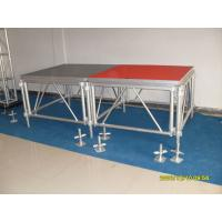 Quality Used Aluminum Stage Deck Assembly Moving Aluminum Stage For Sale for sale