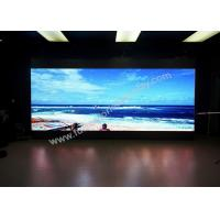 China Epistar electronic Indoor Rental led display full color with 3G / GPS / WIFI , 4mm pixel pitch on sale