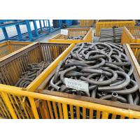 Quality ASTM A234 WPB S LR Elbow Steel Boiler Tubes / Carbon Forged Steel Elbow for sale