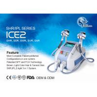 Best No Pain IPL Laser Equipment Hair Permanent Removal Machine With Filters wholesale
