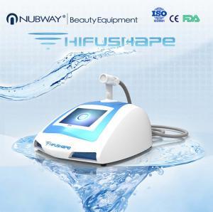 Quality 2016 Amazing result! high quality, portable ultrasonic hifu body slimming machine for sale