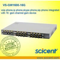 Best voip phone,ip phone,skype phone,sip phone integrated with 16  gsm channel gsm device wholesale