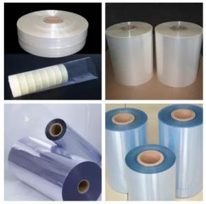 China High Quality shrink film_pvc shrink film_heat shrink film for Packaging/Printing on sale