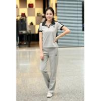China couple sports wear suit, women sports suit on sale