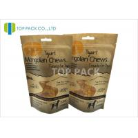 Best Snack Food Paper 3.5oz Stand Up Zipper Packaging Waterproof Free Shape Window wholesale