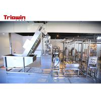 Quality Pilot Production Line Food Processing R & D Demonstration Engineering Center for sale