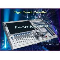 China 2048CH Tiger Touch DMX Lighting Controller High-Class CPU 15  Lighting Control System on sale