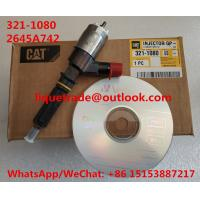 Quality CAT Fuel Injector 321-1080 / 3211080 / 2645A742 For Caterpillar CAT Injector 321 1080 for sale