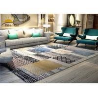 Quality Residential Commercial Grade Carpet , Commercial Office Rugs Hand Made for sale