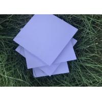China 0.35g / Cm3 Density PVC Celuka Foam Board Lightweight For Trade Show Booths on sale