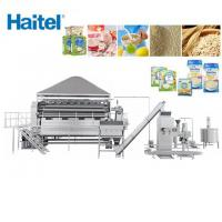 Quality Industrial 130kg/H 15kw Baby Food Processing Equipment for sale