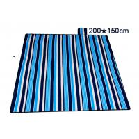 Quality Portable Beach Picnic Blanket Waterproof For Camping / Family Parties for sale
