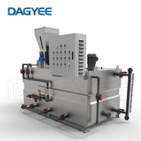 China 4000L Chemical Dosing Equipment for sale