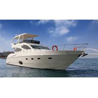 Buy cheap Fast Speed 25 Knot / H 63 Feet Motor Yacht / Luxury Sport Boats from wholesalers